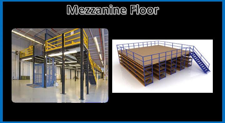 Mezzanine Floor Penang Perak Kedah